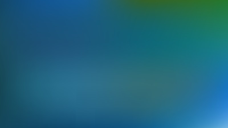 Blue and Green Professional PowerPoint Background Vector