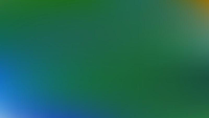 Blue and Green Gaussian Blur Background Vector Art