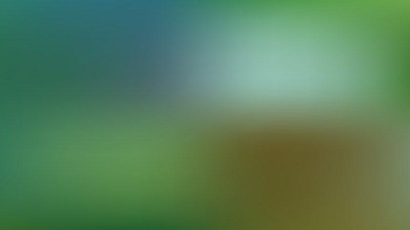 Blue and Green PPT Background