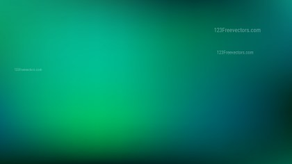 Blue and Green Blank background