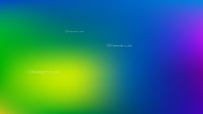 Blue and Green Presentation Background Illustrator