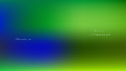 Blue and Green Professional Background Vector Illustration