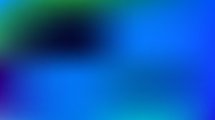 Blue and Green Blur Background