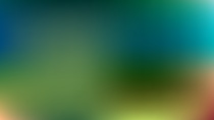 Blue and Green Presentation Background