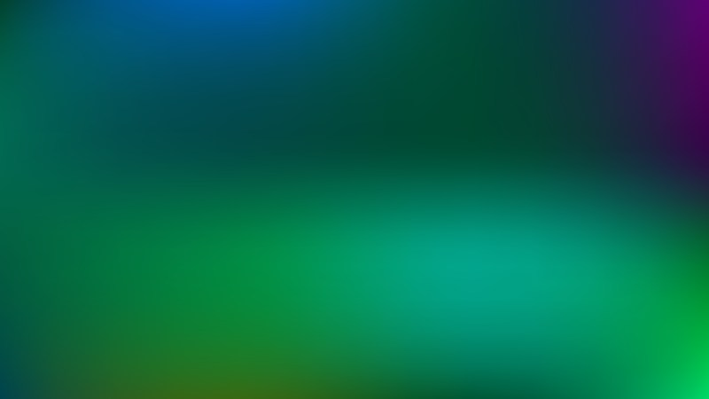 Blue and Green Simple Background