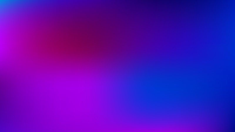 Blue and Purple Blurred Background Vector Art