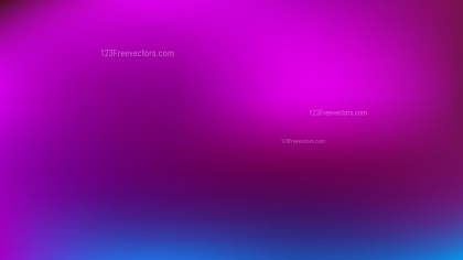 Blue and Purple Blur Background Graphic