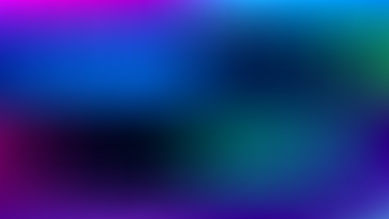 Blue and Purple Blur Background