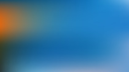 Blue and Yellow Business Presentation Background