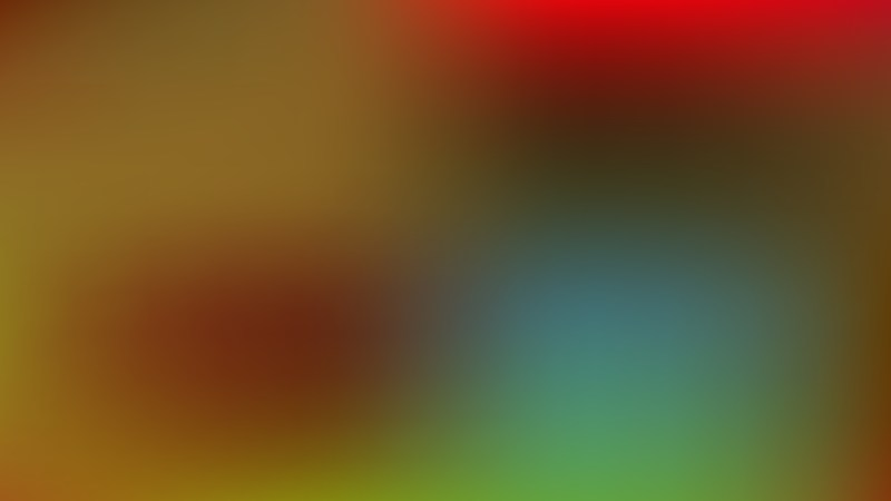 Colorful Gaussian Blur Background Vector Illustration