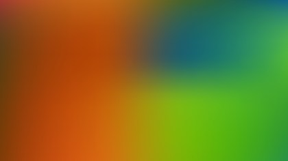 Colorful Blur Photo Wallpaper Vector