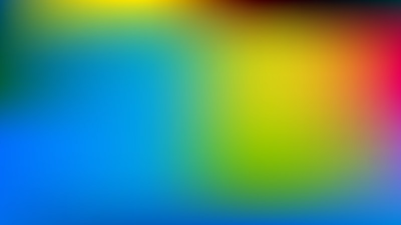 Colorful Blur Background Graphic