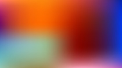 Colorful Blank background Vector Illustration