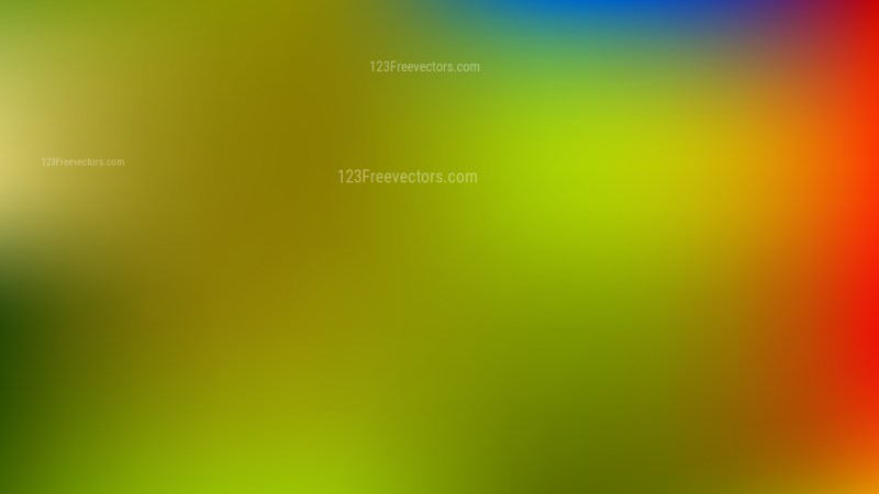 Colorful Blank background