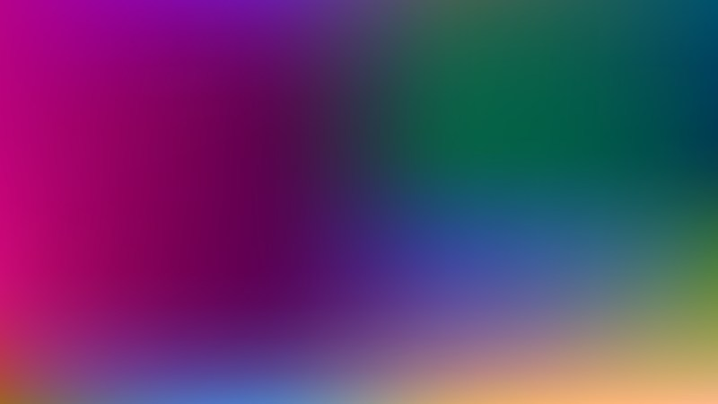 Colorful Blur Background Vector