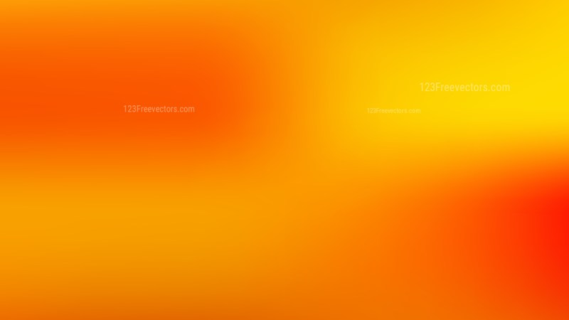 Red and Orange PPT Background