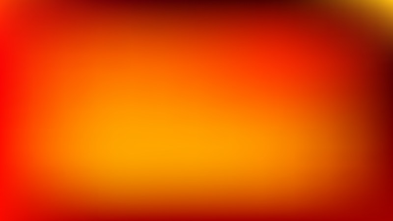 Red and Orange Presentation Background