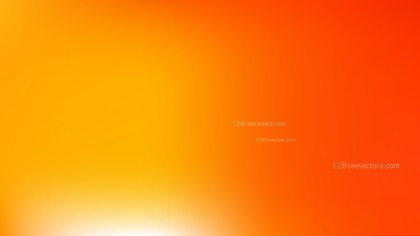 Red and Orange Business PPT Background