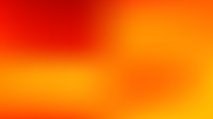 Red and Orange Corporate PowerPoint Background