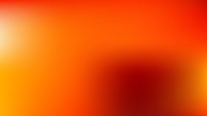 Red and Orange Blur Photo Wallpaper