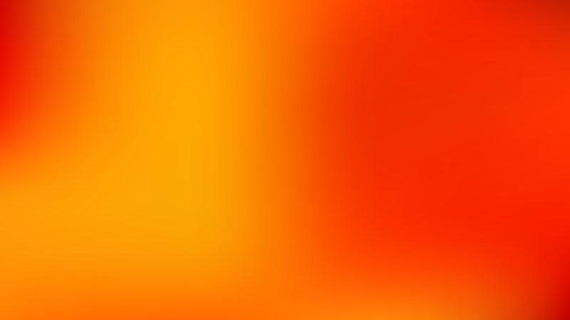 Red and Orange Business PPT Background Vector Illustration