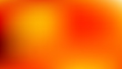 Red and Orange Business Presentation Background Vector