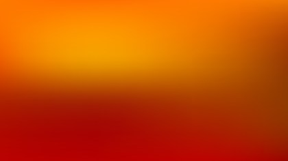 Red and Orange Corporate Presentation Background Illustration
