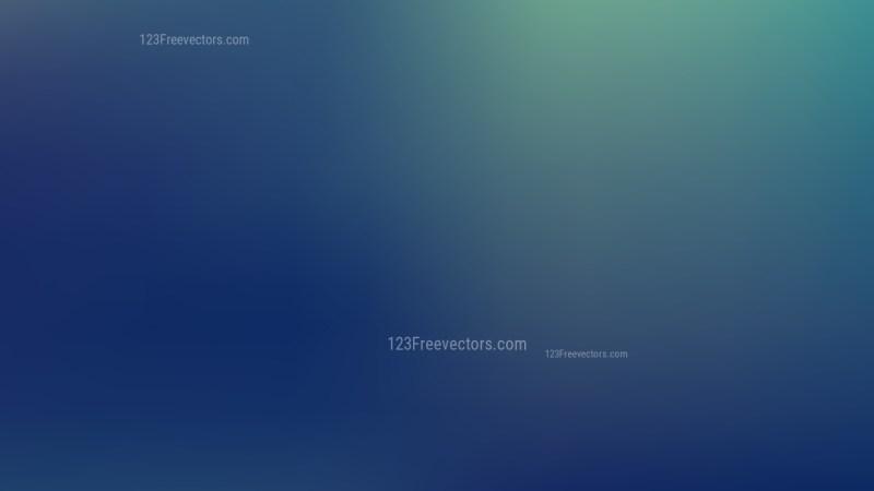 Dark Blue Blurry Background Vector Art