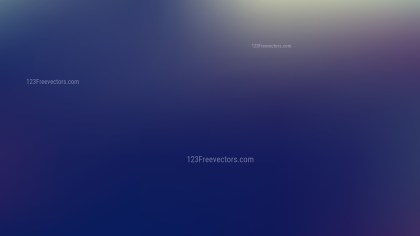 Dark Blue PPT Background Illustration