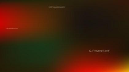 Dark Color PPT Background Vector Image