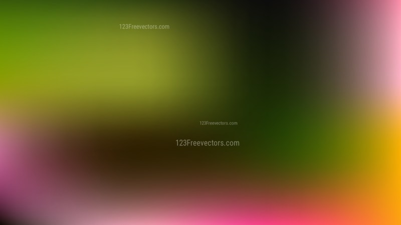Dark Color Presentation Background Design