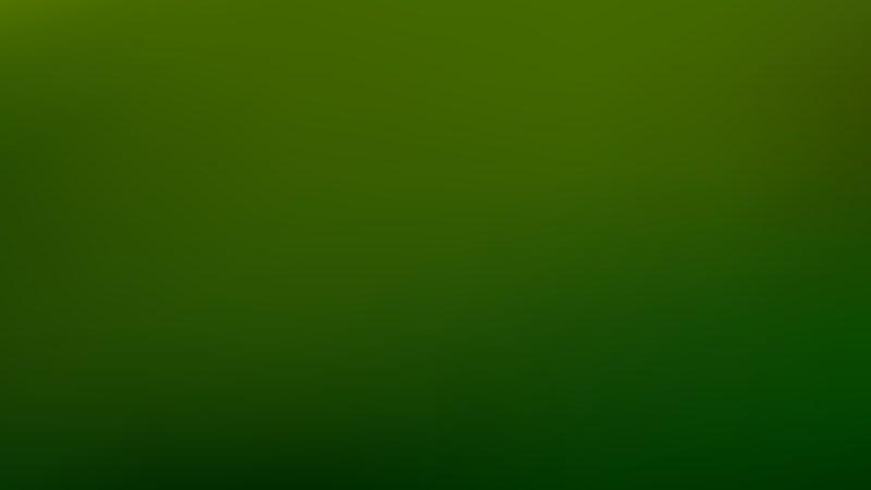 Dark Green Blurred Background