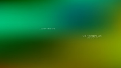 Dark Green Blur Background Illustrator