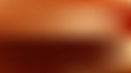 Dark Orange PPT Background Vector Art