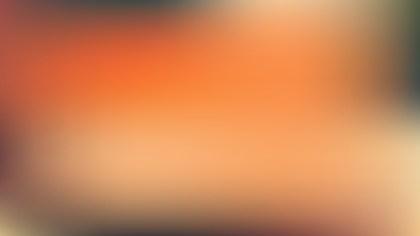 Dark Orange Simple Background Design