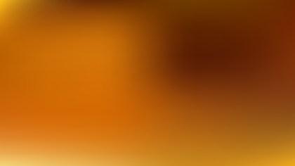 Dark Orange Photo Blurred Background