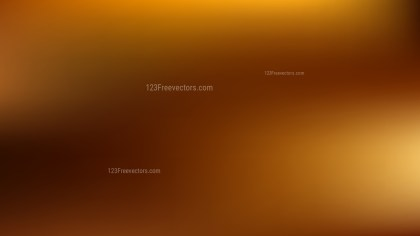 Dark Orange Professional PowerPoint Background Vector Graphic