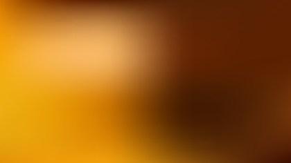 Dark Orange Photo Blurred Background Vector Illustration