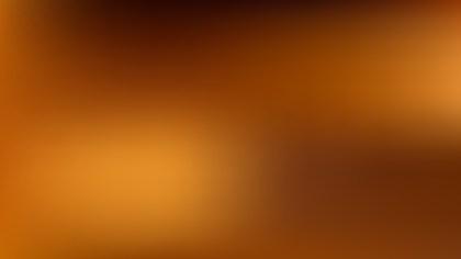 Dark Orange Blurred Background Vector Illustration