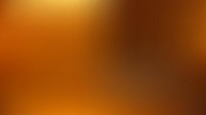 Dark Orange PowerPoint Background