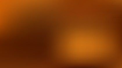 Dark Orange Presentation Background