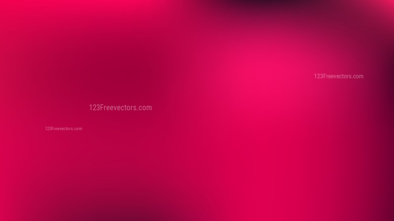 Folly Pink Photo Blurred Background Vector Image