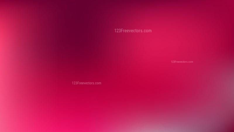 Folly Pink Blur Background