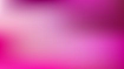 Fuchsia Blurred Background