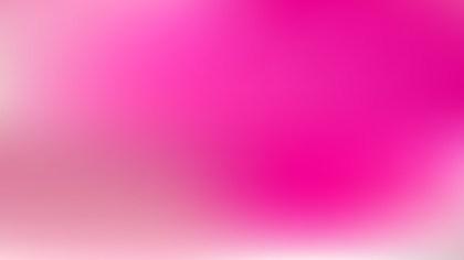 Fuchsia Blur Background