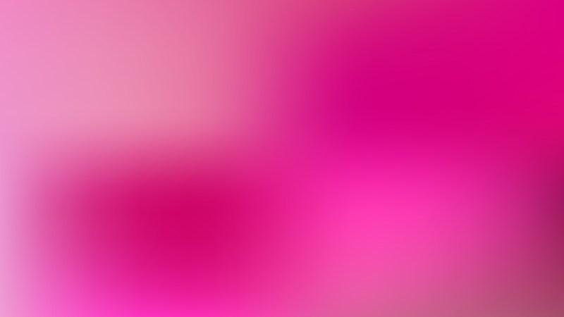 Fuchsia Blurry Background Vector Image