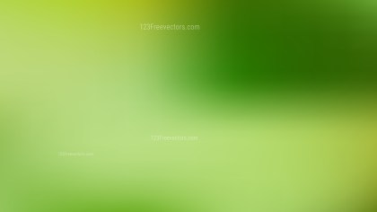 Green PowerPoint Background Vector Graphic