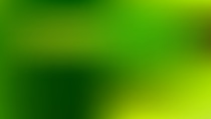 Green PowerPoint Presentation Background