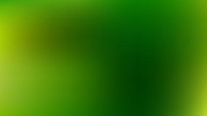 Green PowerPoint Slide Background