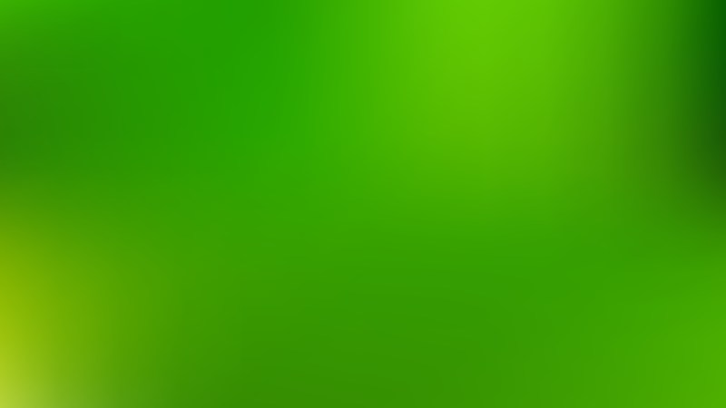 Green PPT Background